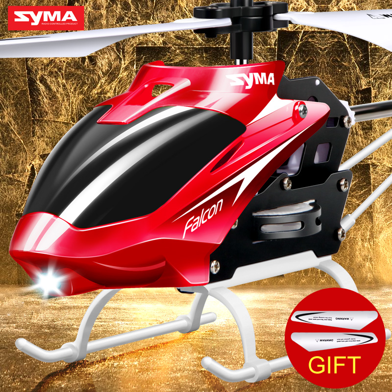 2016 Original Syma W25 2 Channel Indoor Mini RC Helicopter with Gyro by Rock RC Baby toys, Best Christmas present for kid(China (Mainland))