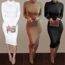 2015 New  women dress sexy club party summer dress fashion long sleeve bodycon dresses hot sale  bandage dresses Vestidos CD1103(China (Mainland))