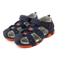 2016 Leather Sandals For Boys Causal Children Summer Soft Sole Beach Shoes sandals babay boy High Quality 5 Colors()