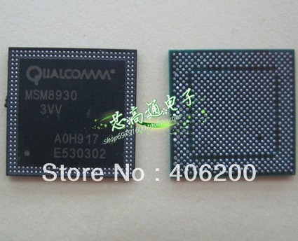 100% new Qualcomm cpu highpass msm8630 cpu processor, free shipping by SG post air mail(China (Mainland))