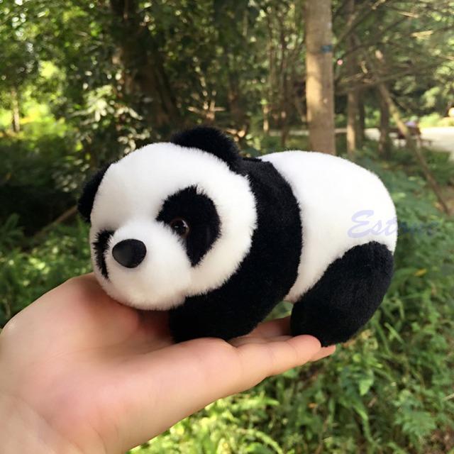 16 см Прекрасный Супер Милые Мягкие Малыш Животных Мягкие Плюшевые Панды Подарок Подарок Игрушки Куклы