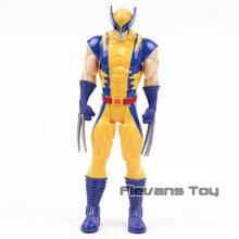 """Marvel Super Heroes Vingadores Thanos Pantera Negra Capitão América Thor Homem De Ferro Hulk Spiderman Hulkbuster Action Figure 12 """"30 cm(China)"""