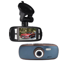 "Dash Cam GS108 Car Black Box G1W With Novatek 96650 + WDR Technology + AVC 1080P 30FPS + G-Sensor + 2.7"" LCD(China (Mainland))"