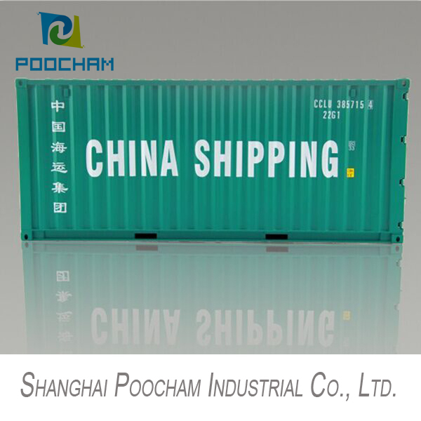 MODEL CONTAINER IN SCALE 1:20 CHINA SHIPPING MINIATURES(China (Mainland))