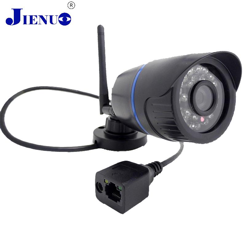 2.0MP Ip Camera Wireless HD 1080P Outdoor waterproof Infrared Mini Cameras Wifi Network cam IR Cut Bullet CCTV Camera Onvif P2P(China (Mainland))
