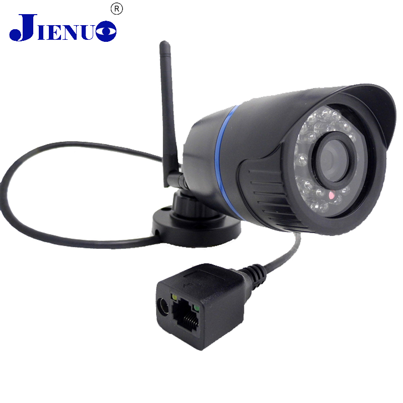 2.0MP Ip Camera Wireless HD 1080P Outdoor waterproof Infrared Mini Cameras Wifi Network cam IR Cut Bullet CCTV Camera Onvif P2P(China (Mainland))