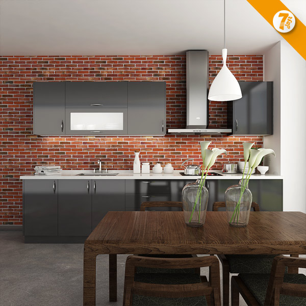 Buy Express Modular Kitchen Cabinets In High Gloss Finish: Online Buy Wholesale China Kitchen Cabinets From China