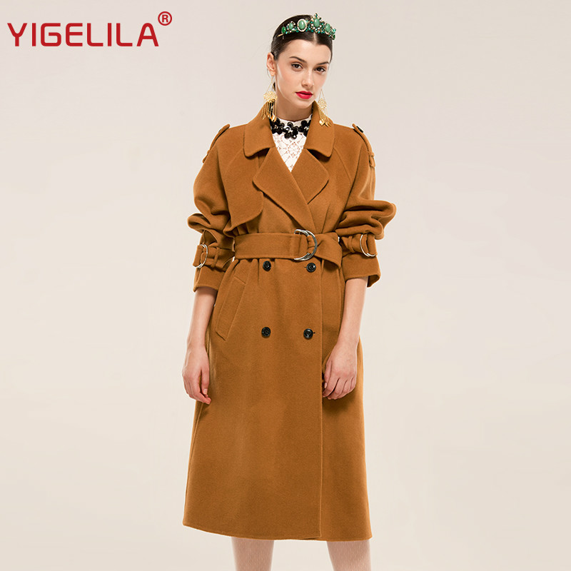 Online Buy Wholesale camel long coat wool from China camel long ...