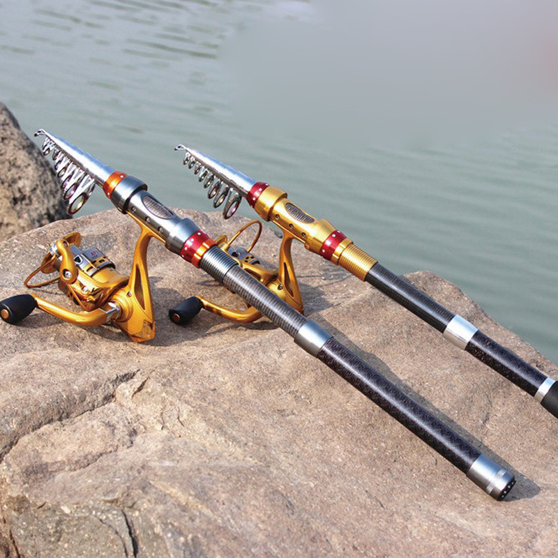 Hot Sale Hand-Sea Two Use Ultra-Light Surf Casting Rod Carbon Surf Casting Rock Fishing Rod Hand Fishing Rod(China (Mainland))