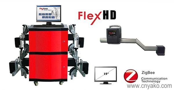 YAKO FlexHD Truck CCD Wheel Aligner Full Set - STORE store