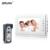 JERUAN 7`` TFT Color Video door phone Intercom  Doorbell System Kit IR Camera doorphone monitor Speakerphone intercom