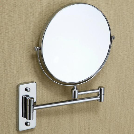bathroom makeup mirror 2 Face Wall Hanging Mirror 2066-in Bath Mirrors ...