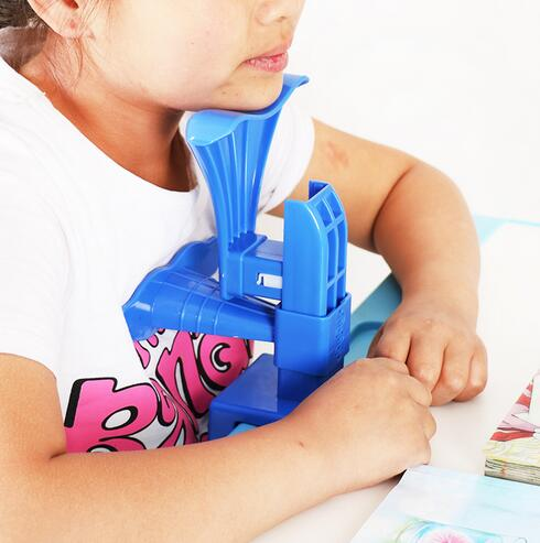 Writing Posture corrector device Correction Children Multifunctional vision protection sitting blue etc multiple Colour support