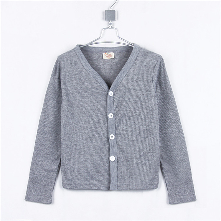 wholesale hot sale spring and autumn boys girls child clothing outerwear cardigan sun protection clothing A0632 5pcs/lot(China (Mainland))