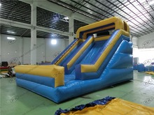 bounce slide commercial cheap inflatable slides for amusement rental park(China (Mainland))
