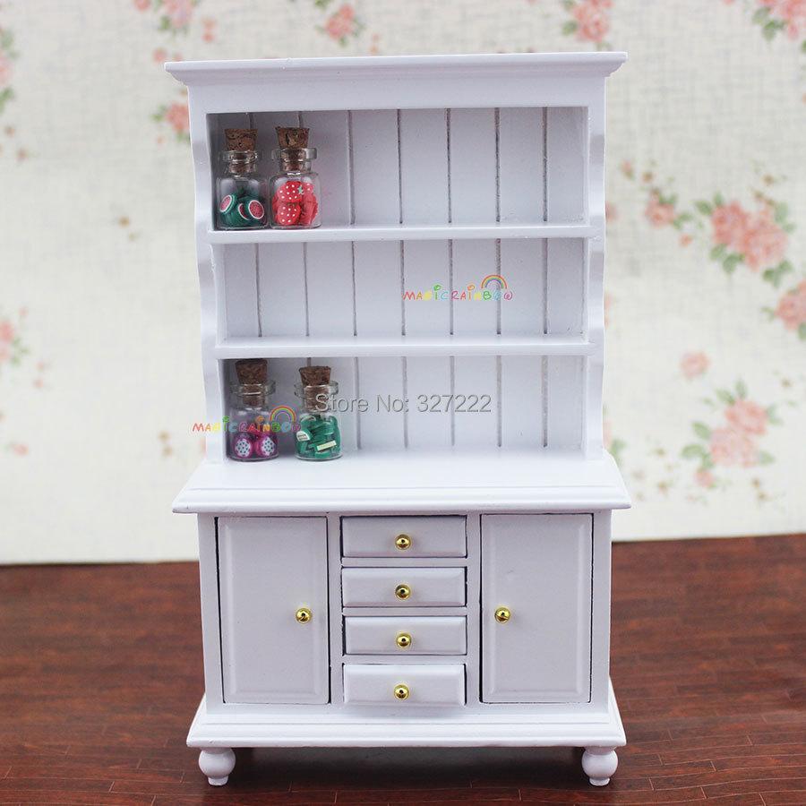 Aliexpress.com: Koop 1 12 Schaal Poppenhuis Miniatuur Meubels Show ...