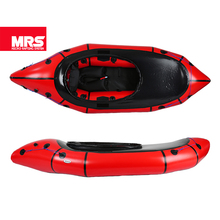 Alligator 2S Micro rafting systems boat ultra-light ship boat blue inflatable kayak(China (Mainland))
