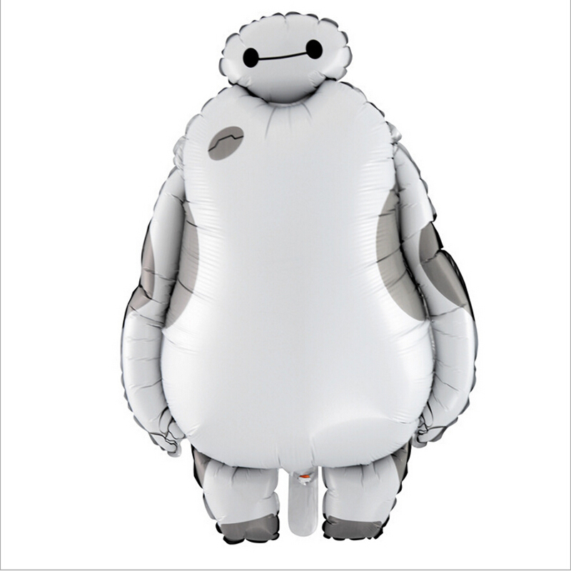 Children Love Big hero Baymax Balloons Toys Birthday Wedding Party inflatable air balloons for baby gift(China (Mainland))