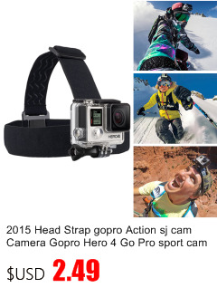 Gopro Accessories The Same Direction Straight Joints For Gropro Hero 4/3+/3/2/1 Sjcam Sj4000 Xiaomi Yi Action Camera Accessories