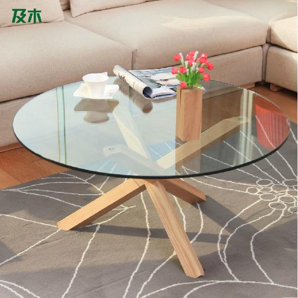 Creativo moderna de moda vidrio templado muebles de - La forma muebles ...