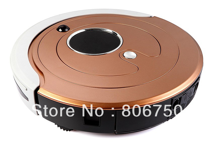 Free Shipping Most Advanced Robot Vacuum Cleaner For Home,(Sweep,Vacuum,Mop,Sterilize),Schedule,2 Side Brush,Self Recharge(China (Mainland))