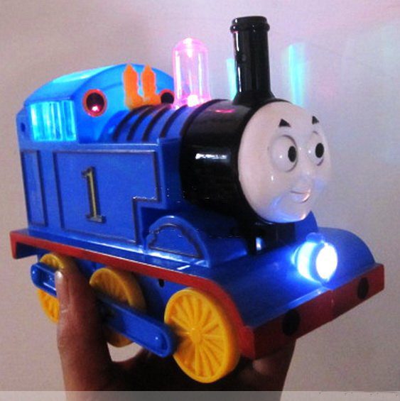 popular children's toys Tomas train,electric train baby choochoo toy,easy comedy mini train,gift kids - Easy Buy Department Store store