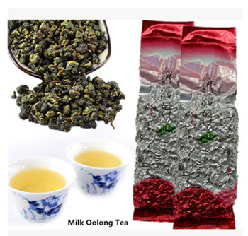Taiwan milk oolong tea 125g Freeshipping Green Tea weight loss - Not Only store