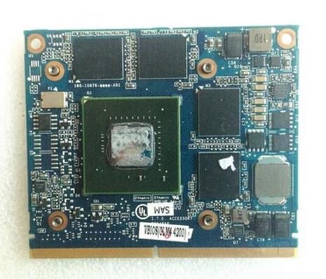 8540P 8540W nVIDIA FX 880M 1GB GDDR3 Card 595821-001 LS-4951P<br><br>Aliexpress