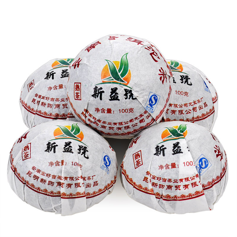 Puer China  city pictures gallery : Premium 100g Chinese yunnan puer tea pu er tuocha China cooked puerh ...