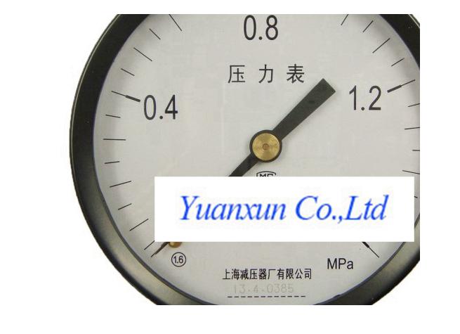 Pressure gauge pressure reducer plant Y100 01.6PA ordinary barometer<br><br>Aliexpress