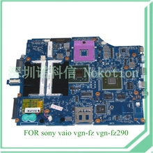 laptop motherboard for Sony Vaio VGN-FZ MBX-165 A1369748B MBX-165 MS91 Rev 1.0 1P-0076500-8010 965PM NVIDIA GeForce 8400M DDR2(China (Mainland))