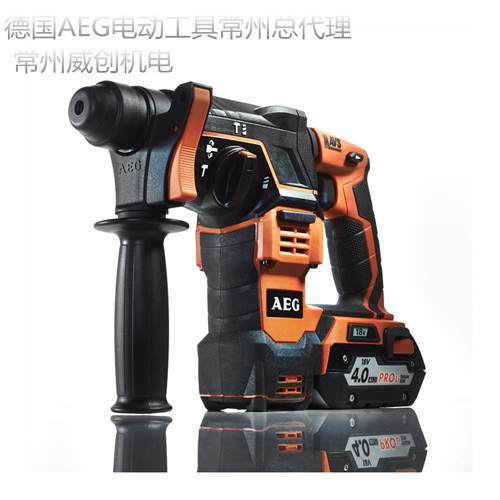 Serves authentic German AEG power tools versatile 18-volt lithium rechargeable hammer / impact drill(China (Mainland))