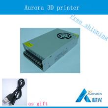 3D printer power supply 50Hz 110V 220V 0 89A provide for Reprap all kind of 3D
