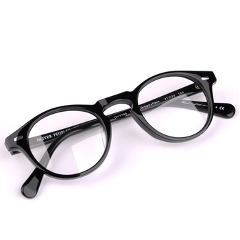 Eyeglasses Frames In Spanish : Vintage optical glasses frame oliver peoples ov5186 ...