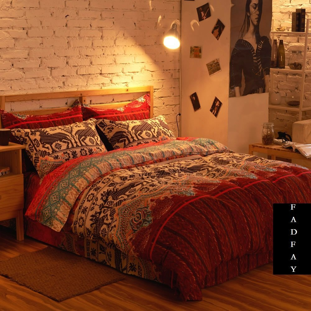 Hippie Bed Sheets