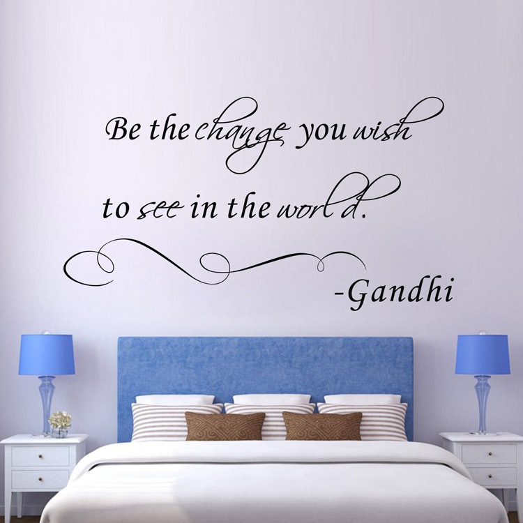 Popular sayings stickers buy cheap sayings stickers lots for Inspirational quotes for kids room