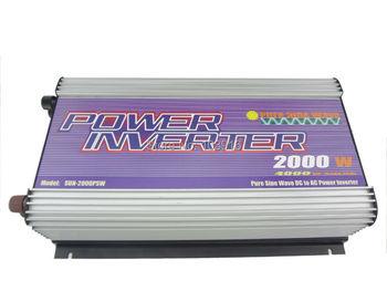 2000W Inverter PURE SINE WAVE 24V/230V/50Hz, for solar system, for photovoltaic, MS-PSW-2000-24B