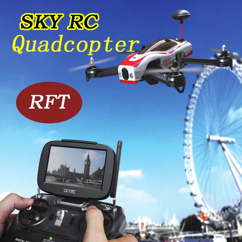 Latest FPV Quadcopter SKY RC RFT Remote Control Flight Controller FPV Quadcopter RC Aircraft Multicopter Drone Kit Frame(China (Mainland))