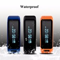 Waterproof NO 1 Smartband F1 Silicone Material Wristbands Sports Intelligent Bracelet With Mobile Phone Calls Heart