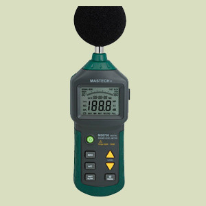 MS6700 tester noise loudness meter tester decibel noise Free Shipping(China (Mainland))