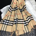 2016 New Winter Scarf Cashmere Women Fashionable Plaid scarves Stripe Shawls foulard sjaal bufandas cachecol