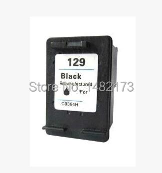 C9364HE inkjet ink Cartridge for HP 129 hp129 for hp printer DeskJet 5940 5943 6940 6943 6983 Photosmart 2570 2573 8000(2PK)(China (Mainland))