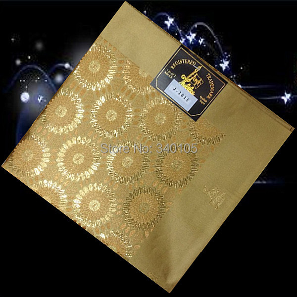(HT26-6) Gold !Very nice African hard bandanas for party !Fashionable African bandanas for women !free shipping!(China (Mainland))