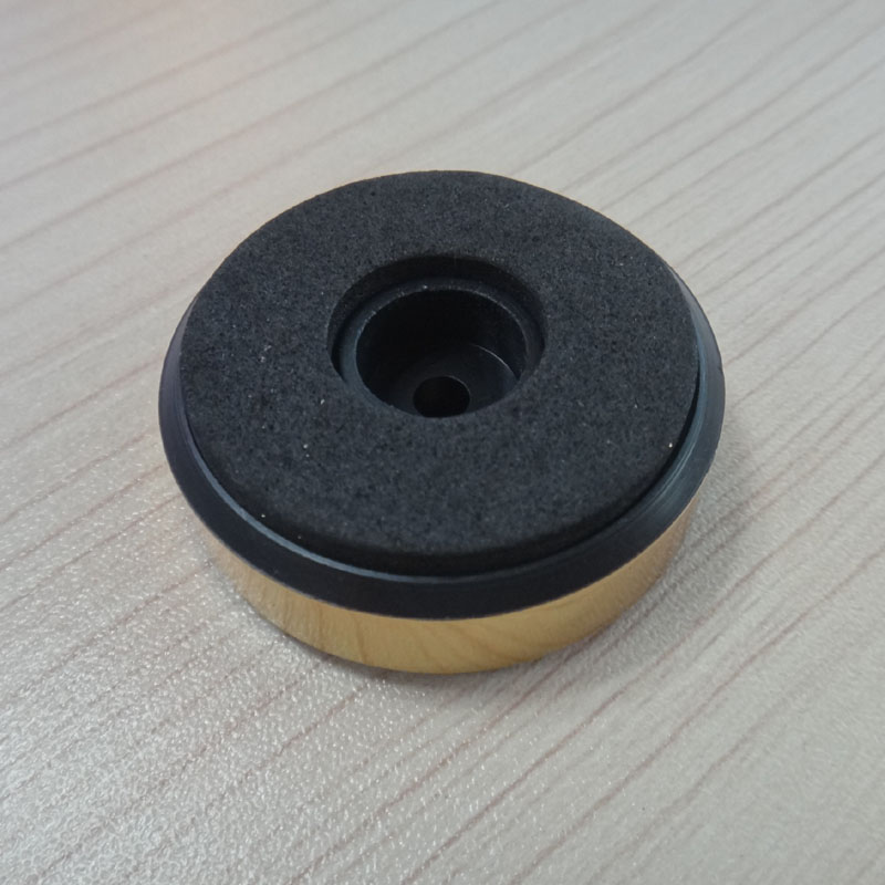 Speaker accessories/machine feet,Protect feet/rubber feet/audio accessories/free shipping(China (Mainland))
