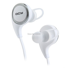Original New QCY QY8 Bluetooth 4 1 Headphone Wireless Sports Stereo Running Earphone Portable With HD