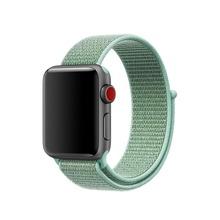 38 мм 42 мм 40 мм 44 мм ремешок для apple watch series 1 2 3 тканый нейлоновый ремешок для iWatch 4 красочный узор Классическая пряжка(China)