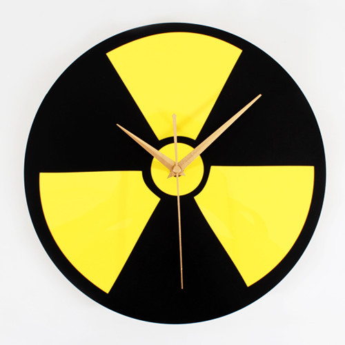 Resident Evil Clocks Cool Wall Clock Novelty Watch Wall
