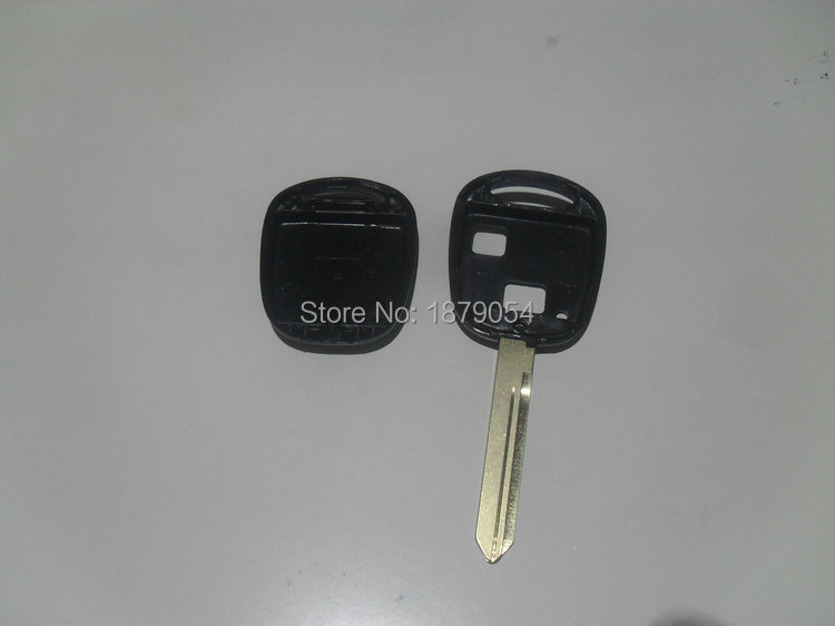 2 Buttons toyota remote key shell  TOY47  (8).JPG