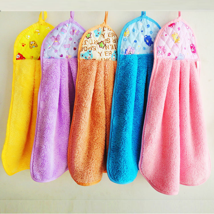 Hanging Crochet Kitchen Towels For Sale