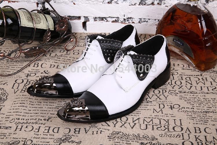 Online Get Cheap White Dress Shoes Mens Casual -Aliexpress.com ...